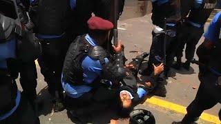 Протесты в Никарагуа обострились