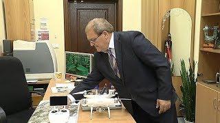 Югорчанам показали оборудование, отслеживающее нарушение границ земельных участков
