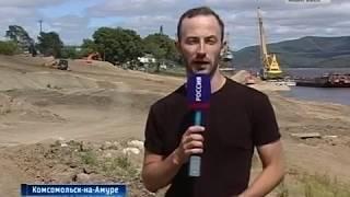 Министр по развитию Дальнего Востока А. Козлов в Комсомольске