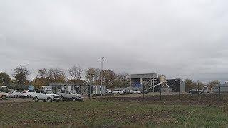 В селе Балахоновском открылся комплекс для сушки зерна.