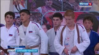 Дзюдоист из Карачаево-Черкесии Алан Абайханов стал чемпионом России