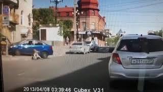 Муж сбивает жены после ссоры в Хабаровске