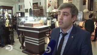 Ювелирная выставка «Серебряная сказка» открылась в Махачкале