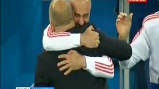Сборная России одержала вторую победу подряд на чемпионате мира по футболу