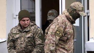 Как живут украинские моряки в российских СИЗО? Обсуждение на RTV