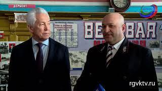 Владимир Васильев провел встречу с руководителем СКЖД Владимиром Пястоловым