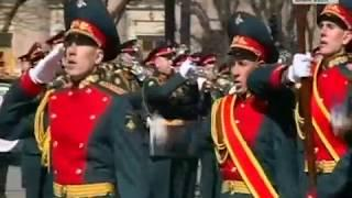 Генеральная репетиция парада