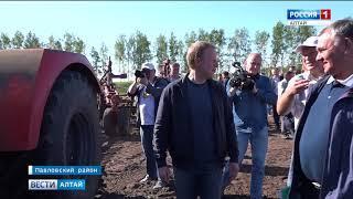 В Алтайском крае вводят режим ЧС из-за сложной ситуации с посевной