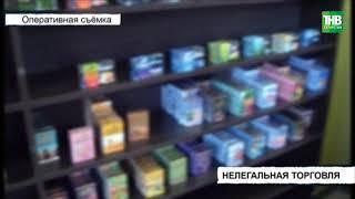 Полицейские задержали подозреваемых в нелегальном обороте табачной продукции  | ТНВ