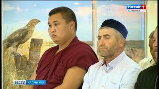 Руководители конфессий с председателем правительства Игорем Зотовым