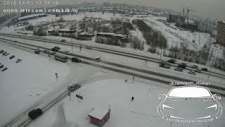ДТП Абакан, Некрасова - Тельмана