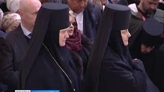 Патриарх Кирилл освятит памятник в Балтийске и храм в Калининграде