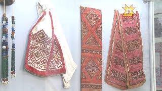 День открытых дверей в музее чувашской вышивки