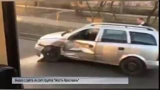 Сводка происшествий на дорогах региона