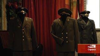 В Саранске открылась выставка военной формы