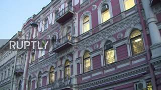Russia: US flag removed from consulate as staffers leave