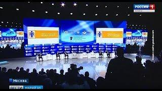 Сегодня Глава Марий Эл принимает участие в работе «Транспортной недели» в Москве