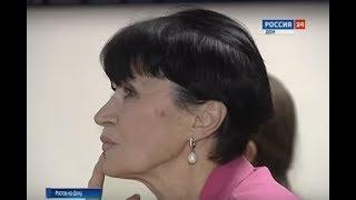 """Мы отмечаем 45-летие работы на """"Дон-ТР"""" режиссера Натальи Поповой"""
