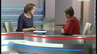 Вести.Интервью: Заслуженный учитель России Зинаида Евсейкина