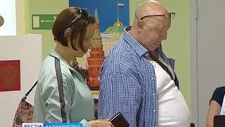 На довыборах в Госдуму побеждает Александр Ярошук