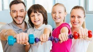 В Ханты-Мансийске выберут спортивную семью