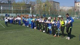На поле «Волгоград Арены» во время матчей ЧМ-2018 выйдут 20 юных футболистов
