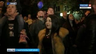 В Ставрополе готовятся к параду Победы