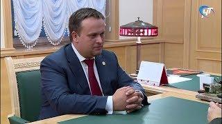 Андрей Никитин готов встретиться с депутатами Думы Великого Новгорода нового созыва