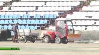 В Кургане стадион КЗКТ ждет реконструкция