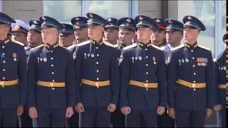 137 выпуск рязанского училища ВДВ
