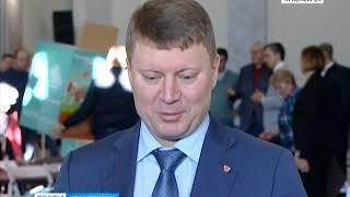В Красноярске начали подсчёт бюллетеней голосования за скверы города