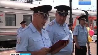 Отряд полиции, который следил за порядком в Сочи во время ЧМ 2018, вернулся в Иркутск