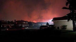 Калифорния: число погибших возросло до 59