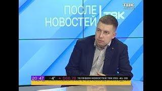 Илья Петушков об общественном транспорте Красноярска