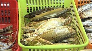 В Югре специалисты Роспотребнадзора изъяли более 400 кг рыбы и морепродуктов