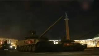 Репетиция парада Победы В Петербурге с участием боевой техники. Пульс - актуальные новости