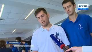 Состязания «думающих» прошли роботов во Владивостоке
