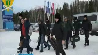 Судебные приставы выдворили за пределы России 12 граждан Таджикистана