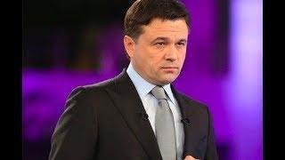 Воробьев проголосовал навыборах губернатора Подмосковья