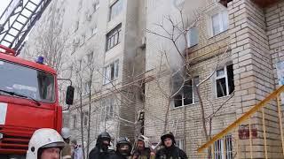 Пожар на Чапаева: виновного спас пятилетний ребенок