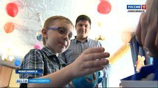 Новосибирск примкнул к движению за здоровое зрение