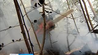 В Красноярском крае вводится особый противопожарный режим