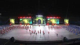 в Ставрополе с  грандиозного открытия стартовала 26-я «Российская студенческая весна»