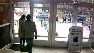 Кража сумки в ЦУМе Сыктывкара