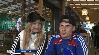 Как вологжане поддерживали сборную России на матче-открытии ЧМ по футболу?