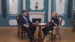 Интервью с руководителем Агентства по привлечению инвестиций  Михаилом Юркиным