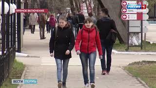 Выходные в Прикамье будут снежными