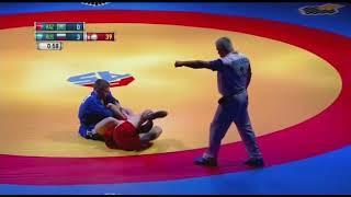 Борец из Тутаева стал победителем Первенства мира по самбо