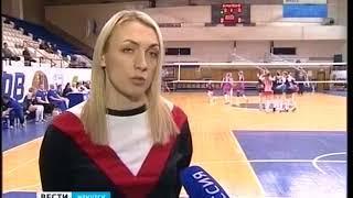Второй финальный тур чемпионата по волейболу среди женщин стартовал в Иркутске