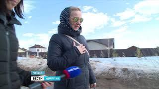 Жители микрорайона «Орловское» в Ижевске жалуются на сложную дорожную ситуацию